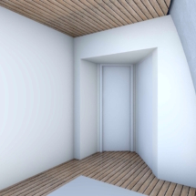 Bedroom Towards Closet