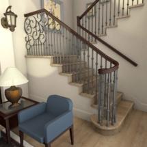 Stair Closeup